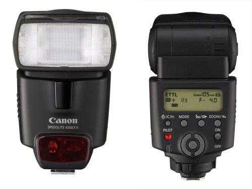 Canon Speedlite Flash 430EX II